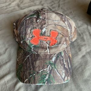 Under Armour Camo Hunting Hat